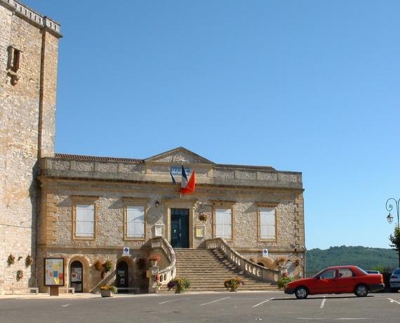 Mairie de Puy l'Évêque