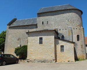 Église Saint-Hilaire à Reilhac