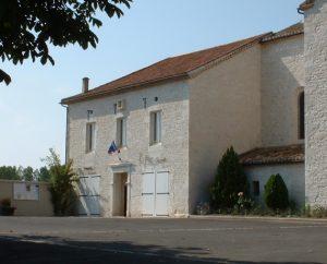 Mairie de Saint-Daunès dans le Lot
