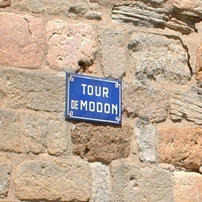 Tour de Modon à Capdenac-le-Haut