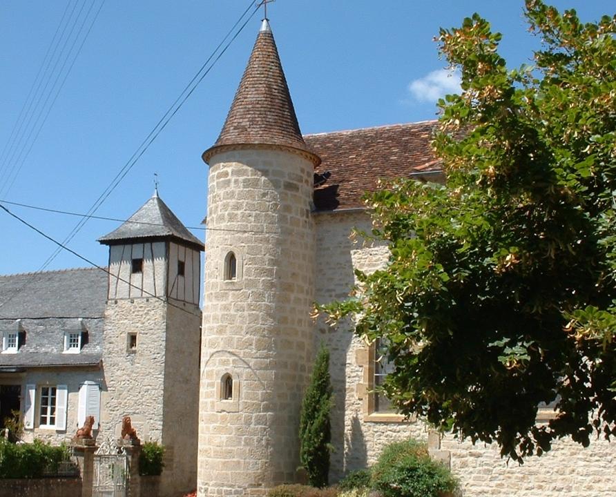 Circuits randonnée pédestre - Bretenoux - Circuit dans les Vignes de Glanes - 12km (bourg de Glanes)