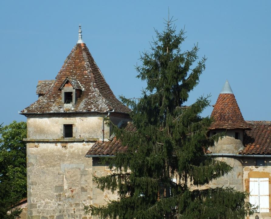 Circuits randonnée pédestre - Figeac - Le circuit de Seyrignac - 8km (château de Seyrignac à Lunan)