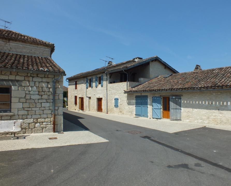 Circuits randonnée pédestre - Flaugnac (Saint-Paul-Flaugnac) - Circuit du Castrum de Flaugnac - 7km (bourg de Flaugnac à Saint-Paul-Flaugnac)