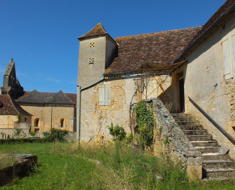 Circuits randonnée pédestre - Lamothe-Fénelon - Chemin des moulins - 14km (bourg de Lamothe-Fénelon)