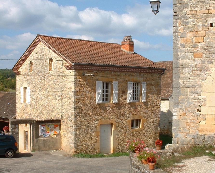 Circuits randonnée pédestre - Léobard - Circuit de l'Abbaye - 10km (le bourg de Léobard)