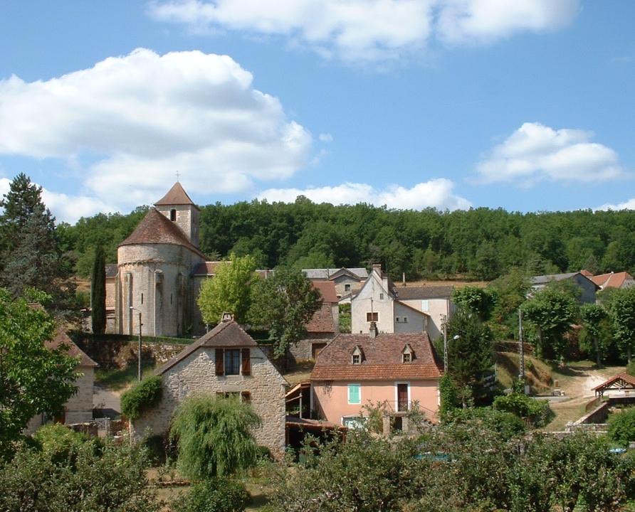 Circuit VTT - Saint-Cernin - Boucle des Châtaigneraies du Causse - 12km (le bourg de Sabadel-Lauzès)