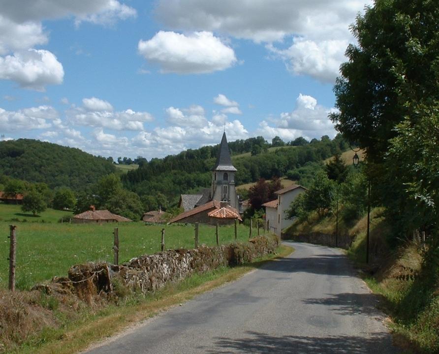 Circuit VTT - Bessonies - Balade sur le Haut Ségala - 11km (Saint-Hilaire)