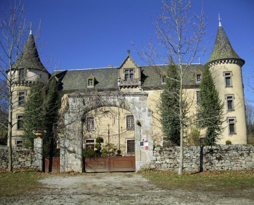 Circuits randonnée pédestre - Bessonies - Circuit du Château des Bessonies - 6km (Château des Bessonies)