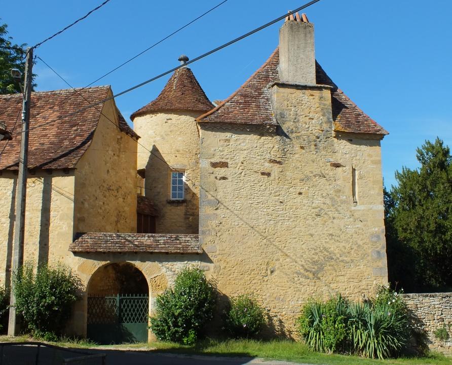 Maisons & demeures - Anglars-Nozac - Belles demeures - Belle demeure avec tour & porche
