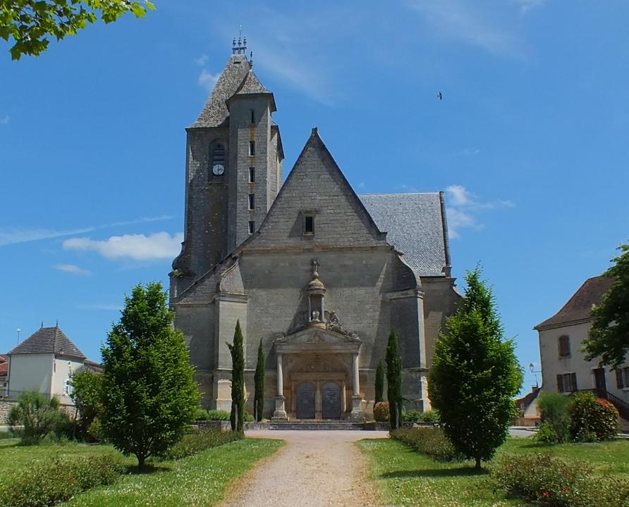 Églises & Abbayes - Assier - Église Saint-Pierre (bourg) - -