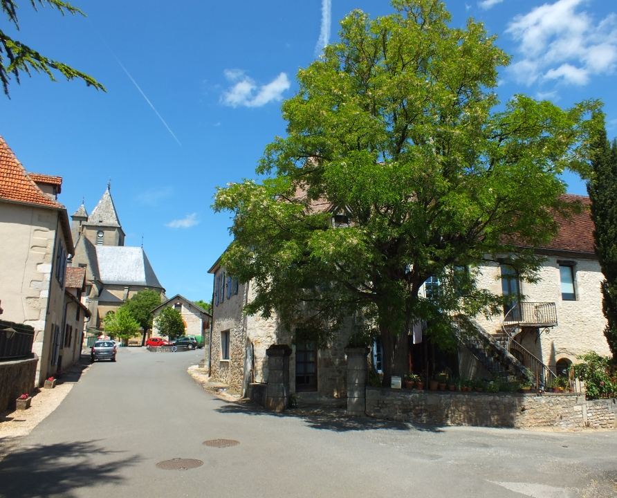 Rues & Ruelles - Assier - Les rues du bourg - -