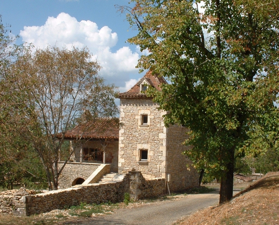 Maisons & demeures - Aujols - Belles demeures du bourg - -