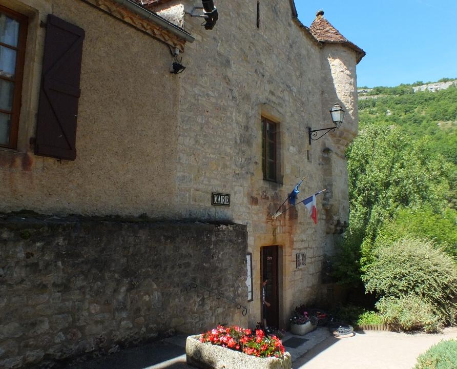 Mairies - Autoire - Mairie (bourg) -