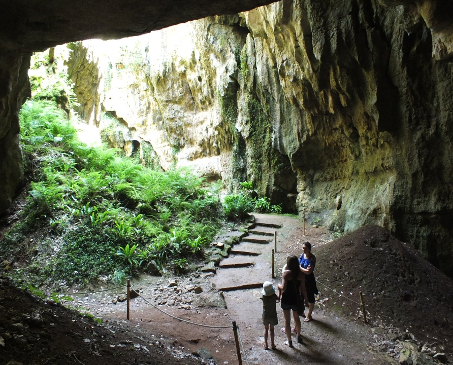 Grottes & Gouffres - Bach - Les Phosphières du Cloup d'Aural -