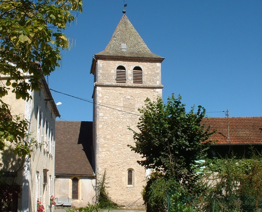 Églises & Abbayes - Bach - Église Notre-Dame de l'Assomption -