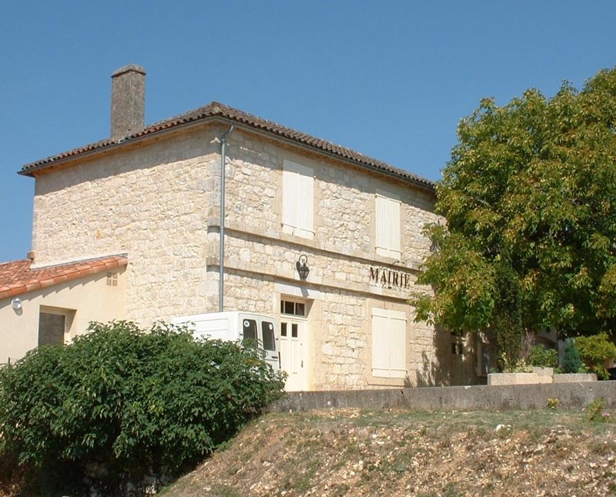 Mairies - Bélaye - Mairie (bourg) -