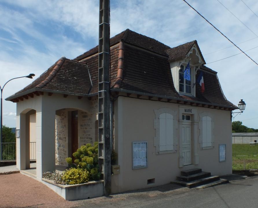 Mairies - Belmont-Bretenoux - Mairie (bourg) -