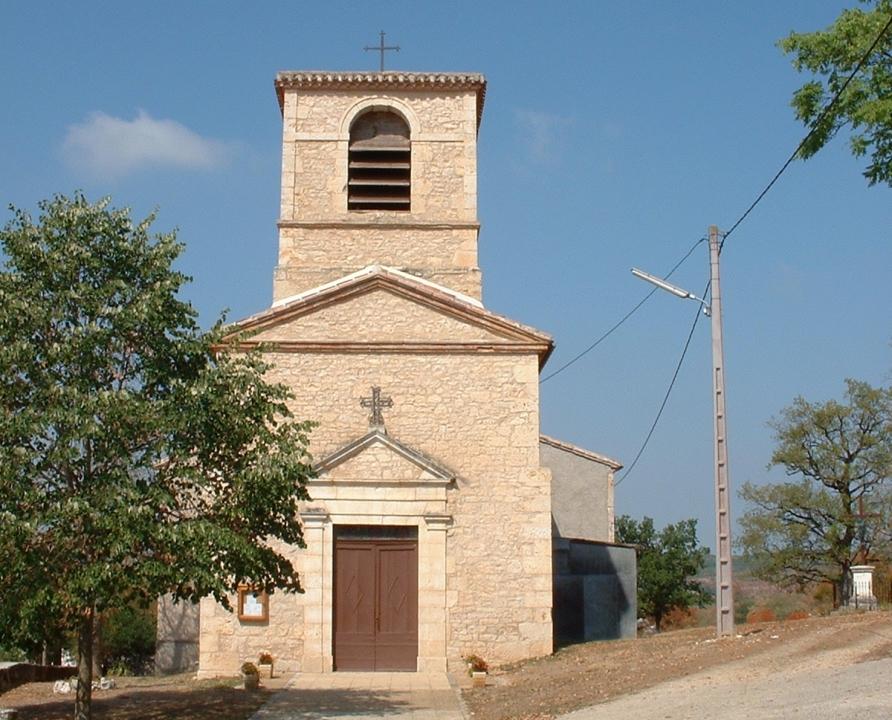 Églises & Abbayes - Belmont-Sainte-Foi - Église (bourg) -