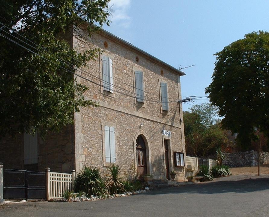 Mairies - Belmont-Sainte-Foi - Mairie (bourg) -