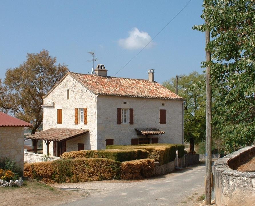 Demeures & manoirs - Belmont-Sainte-Foi - Les demeures du bourg -