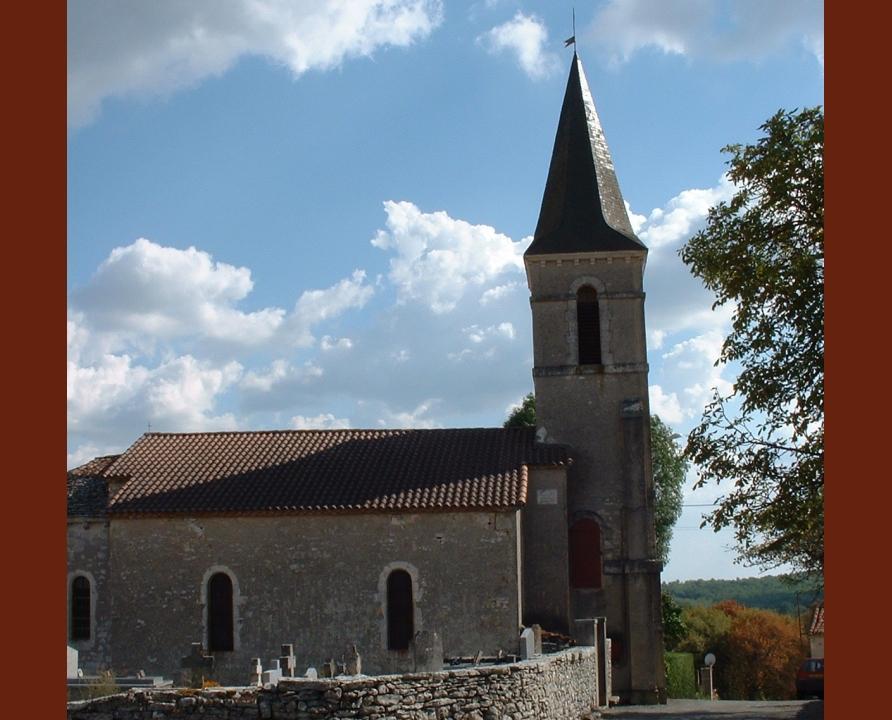 Églises & Abbayes - Berganty - Église Saint-Martin (bourg) -
