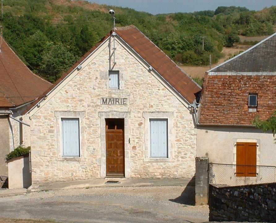 Mairies - Berganty - Mairie (bourg) -