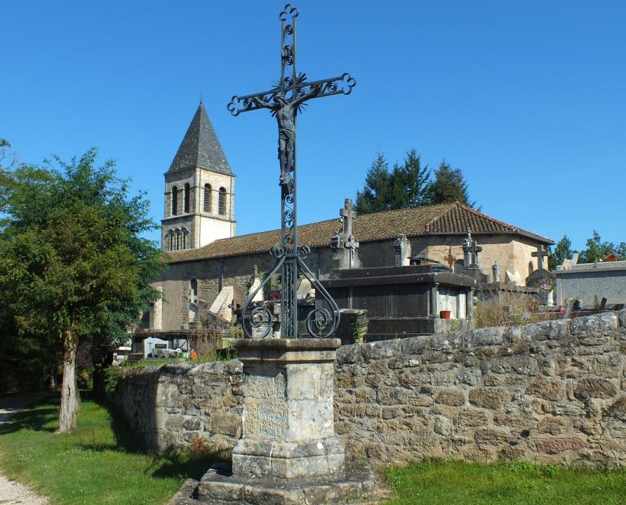 Églises & Abbayes - Cardaillac - Église Saint-Julien (bourg) - -