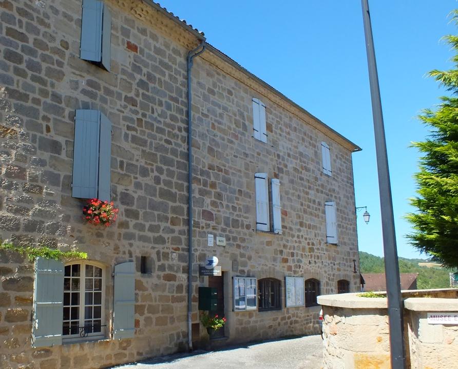 Mairies - Cardaillac - Mairie (bourg) - -