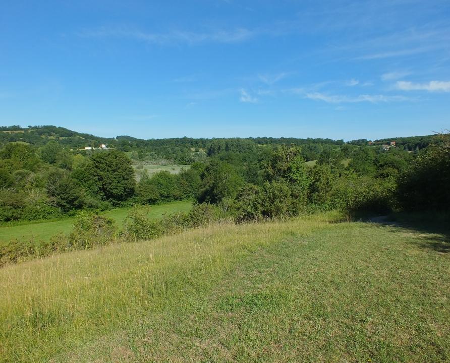 Circuits randonnée pédestre - Mayrinhac-Lentour - Circuit d'Interprétation de la Réserve Naturelle Régionale du Marais de Bonnefont - 2 km (au départ du circuit Marais de Bonnefont)