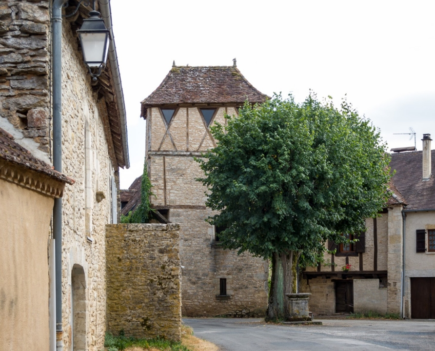 Circuits randonnée pédestre - Rocamadour - Le circuit de l'Hospitalet - 19km (Hameau de Mayrhinac-le-Francal à Rocamadour)
