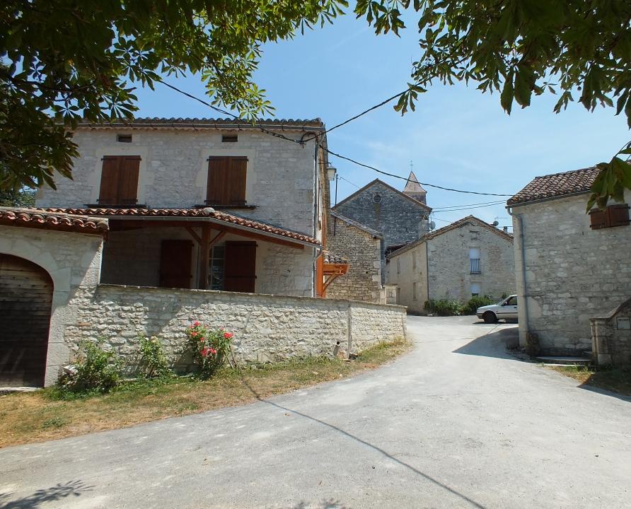 Circuits randonnée pédestre - Saint-Paul-de-Loubressac (Saint-Paul-Flaugnac) - Circuit de la Vallée de la Lupte aux Clauzades - 9km (bourg de Saint-Paul-de-Loubressac)