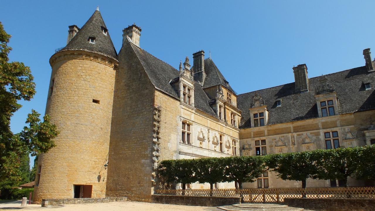 Châteaux & Fortifications - Saint-Jean-lespinasse - Le Château de Montal -