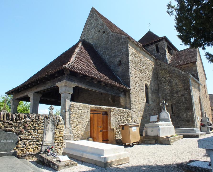 Églises & Abbayes - Saint-Jean-lespinasse - Église Saint-Jean-Baptiste (bourg) -
