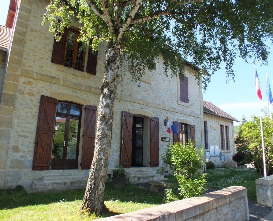 Mairies - Saint-Jean-Lespinasse - Mairie (bourg) -