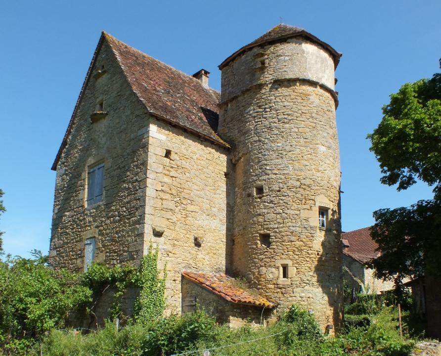Demeures & manoirs - Saint-Jean-Lespinasse - Belles demeures (bourg) -