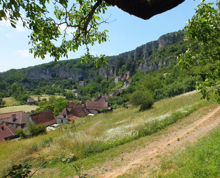 Points de vue - Saint-Sulpice - Point de vue Est (bourg) -