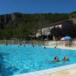 Saint-Sulpice. La piscine municipale
