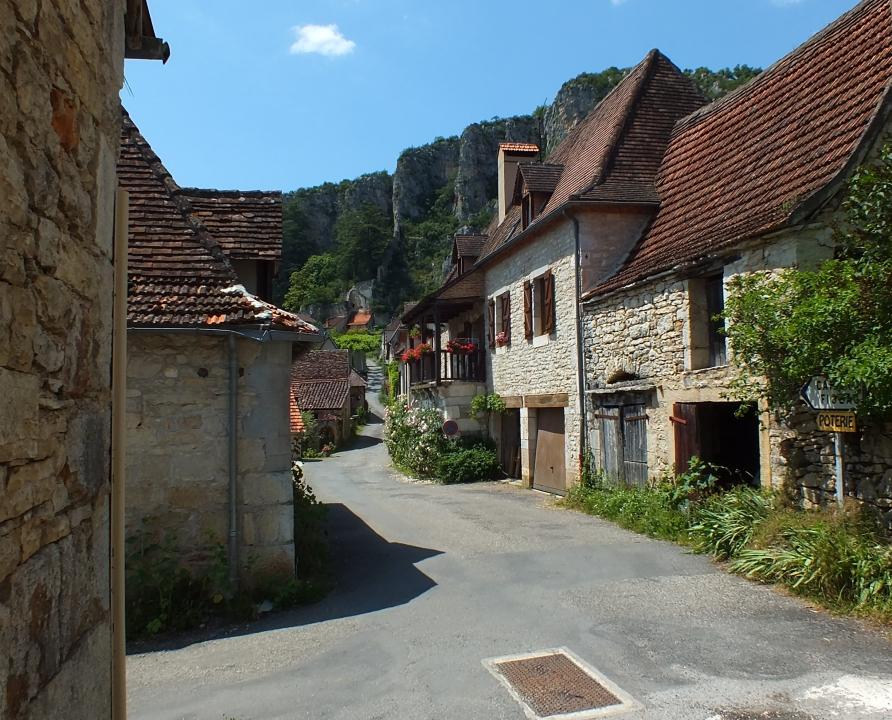 Rues & Ruelles - Saint-Sulpice - Les ruelles du bourg -