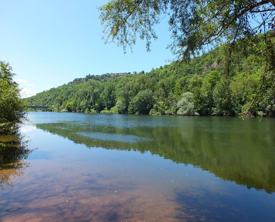 Rivières & Ruisseaux - Capdenac - Le Lot (Cavagnac) -