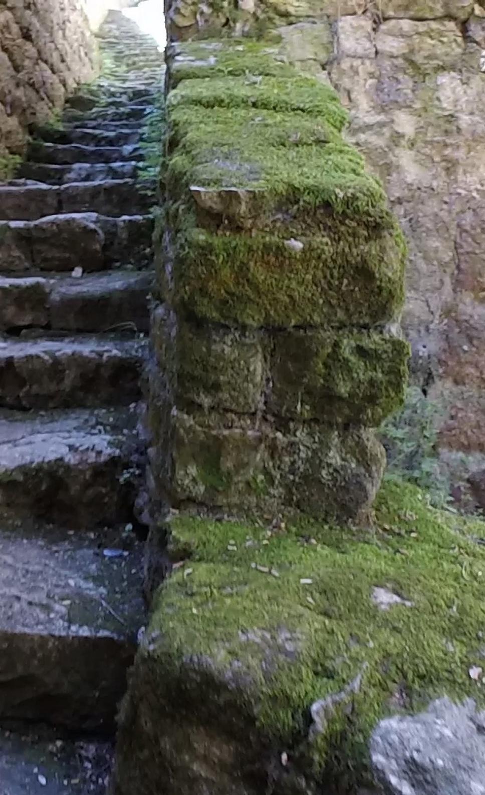 LOT'refois - Capture GoPro 2016 - La Fontaine romaine dite des Anglais
