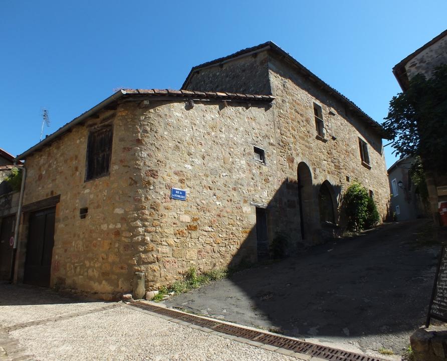 Demeures & manoirs - Capdenac - Belles demeures (Rue de la Peyrolerie) -