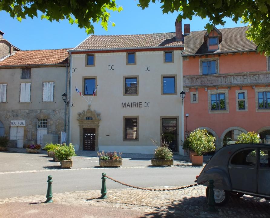 Mairies - Capdenac - Mairie (Capdenac-le-haut) -