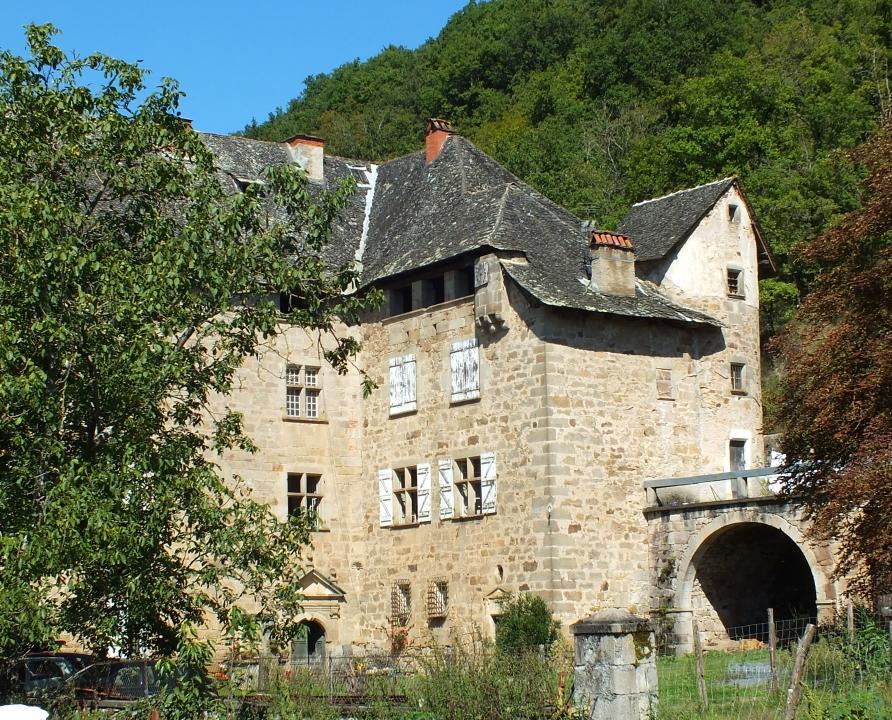 Demeures & manoirs - Capdenac - Manoir de Trapy (Trapy) -