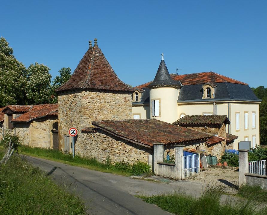 Demeures & manoirs - Capdenac - Belles demeures (Le Vern) -