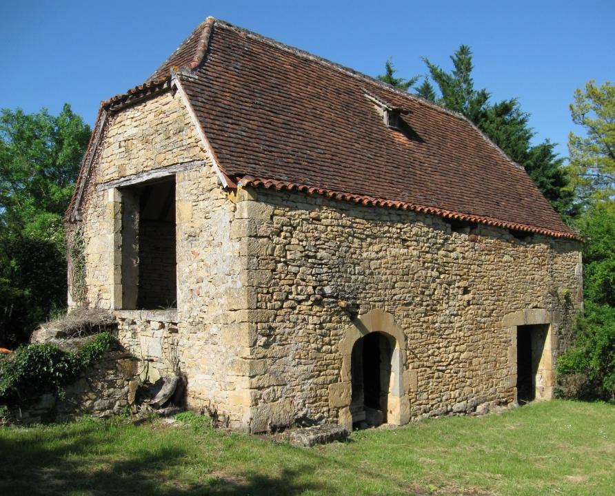 Granges - Capdenac - Belles granges (Le Vern) -