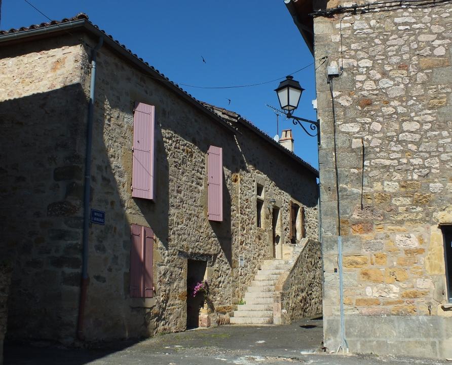 Demeures & manoirs - Capdenac - Belles demeures (Impasse Armagnac) -
