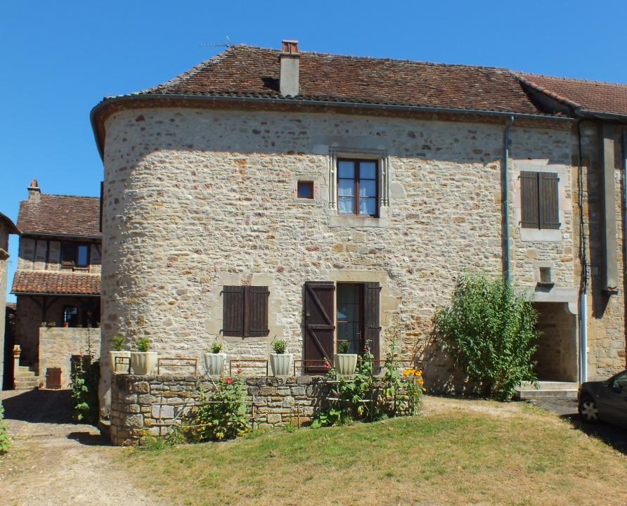 Demeures & manoirs - Capdenac - Belles demeures (Place Lucter) -