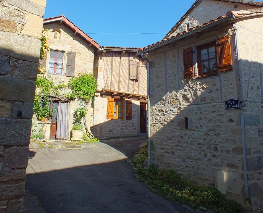 Rues & Ruelles - Capdenac - Rue Saint-Géraud (Capdenac-le-Haut) -