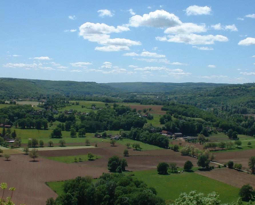 Points de vue - Capdenac - Point de vue (Capdenac-le-Haut - Place Sully) -
