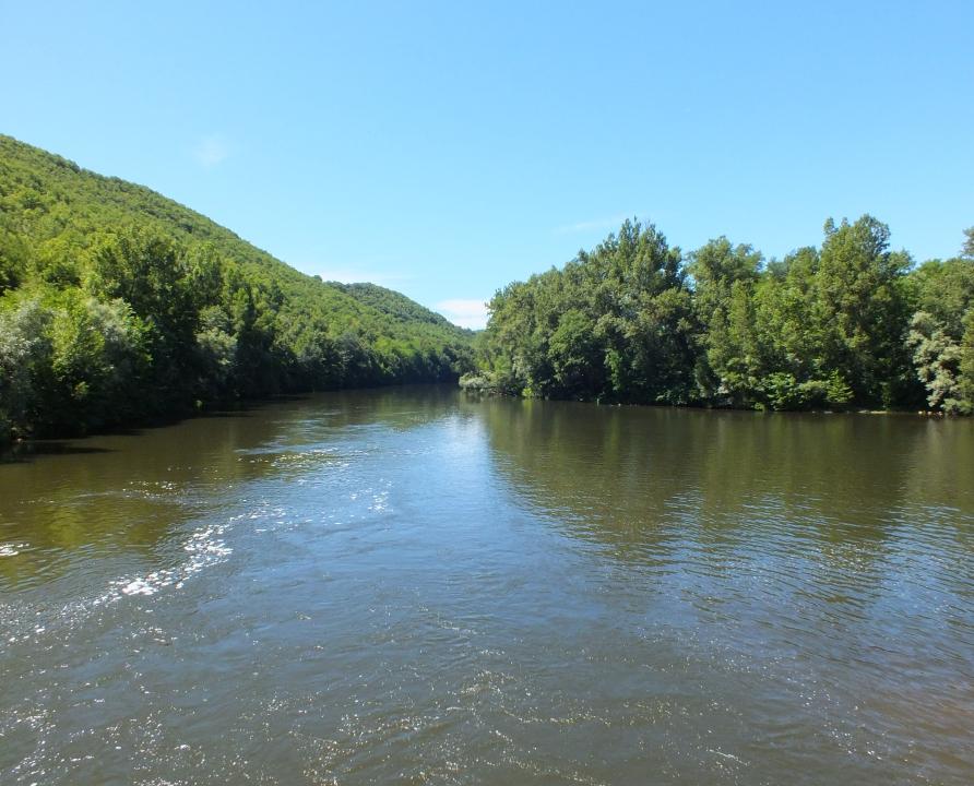 Rivières & Ruisseaux - Capdenac - Le Lot (La Madeleine) -